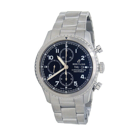 Breitling Navitimer 8 Day Date Chronograph Automatic // A13314 // MW15994