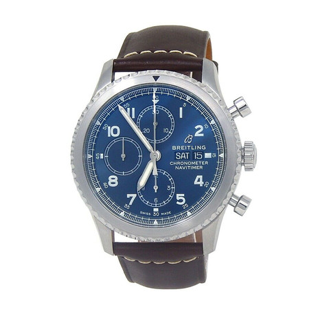 Breitling Navitimer 8 Day Date Chronograph Automatic // A13314 // MW15997