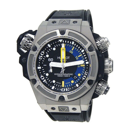 Hublot King Power Oceanographic Chronograph Automatic // 732.NX.1127.RX