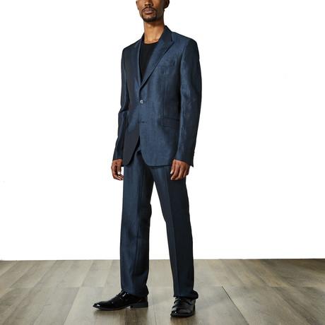 Suit // Navy Blue (Euro: 46)