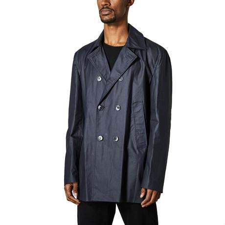 Double Breasted Jacket V2 // Black (Euro: 46)