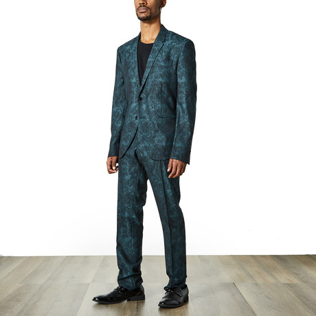 Suit // Dark Green (Euro: 46)