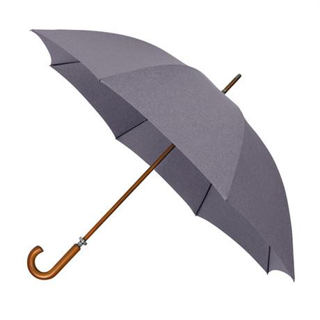 Falcone Luxury Golf Umbrella (Gray + Blue)