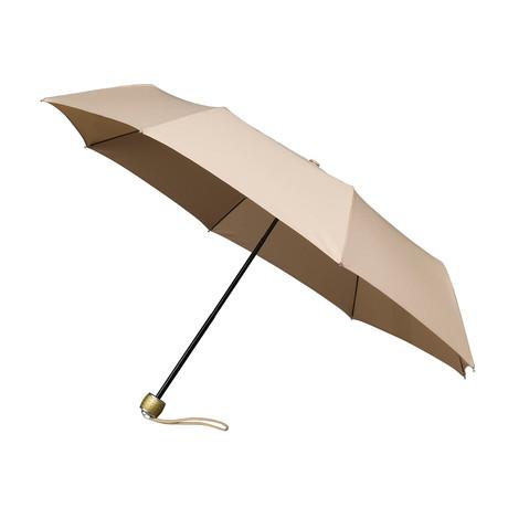 Mini-Max // Automatic Foldable Umbrella (White)