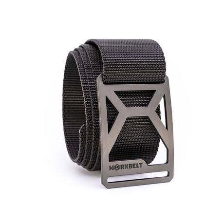 Workbelt Pro Gunmetal // Coal (28)