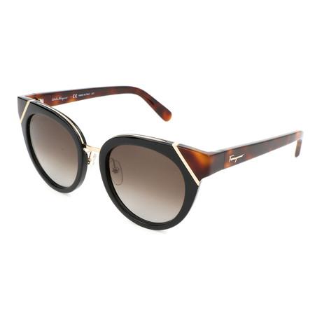 Women's SF835S Sunglasses // Black + Tortoise