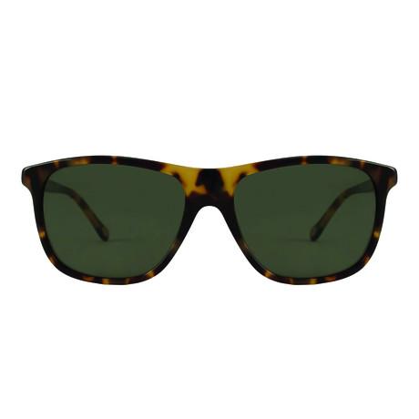 Fossil // Men's Polarized Arnold Sunglasses // Tortoise + Brown