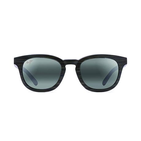 Maui Jim // Men's Koko Head Sunglasses // Matte Gray Woodgrain + Gray