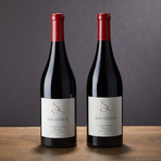 Red Stitch Single Vineyard Pinot Noirs // Set of 2