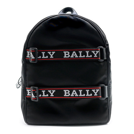 Men's Backpack + Large Main Compartment // Black