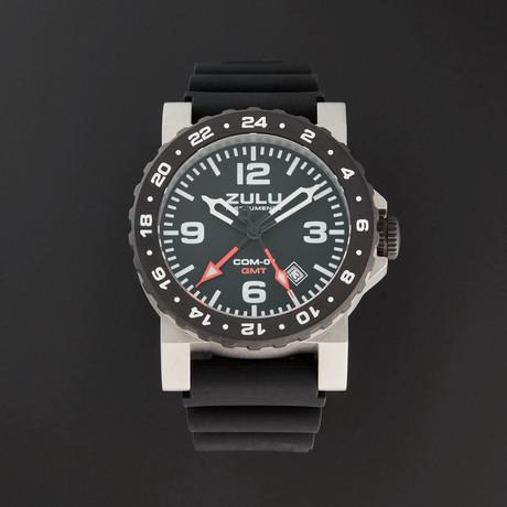 ZULU Instruments GMT Quartz // COM-01-GMT-SS