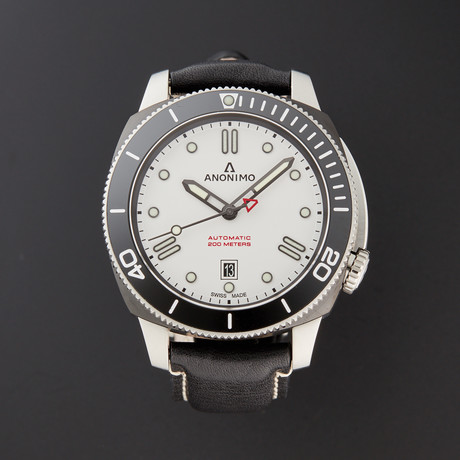 Anonimo Automatic // AM100205003A05 // Store Display