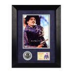 Val Kilmer // Tombstone // Framed Photo + Limited Edition Tombstone Collectors Pin