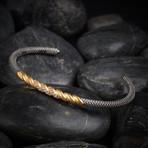 Hera Cuff Bracelet // Silver (XS-S)