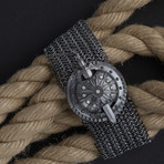 Armor Bracelet // Black (M-L)