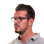 Men's Full-Rim Optical Frames // Blue