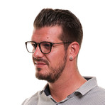 Men's Full-Rim Optical Frames // Black