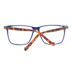 Men's Full-Rim Optical Frames // Blue + Brown