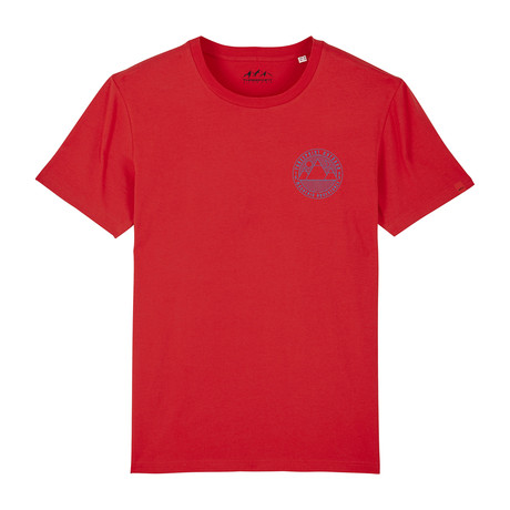 Mountain Adventures T-Shirt // Red (S)