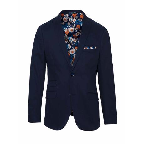Ashton Peak Jacket // Navy Twill (S)
