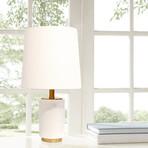 Leon Table Lamp // White