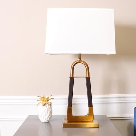 Majestic Table Lamp // Bronze