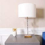 Spire Table Lamp // Clear