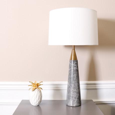 Radiance Table Lamp // White