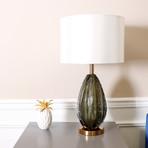 Felicia Table Lamp // Grey