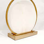 Orb Table Lamp // White