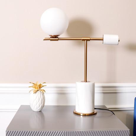 Bianca Table Lamp // White