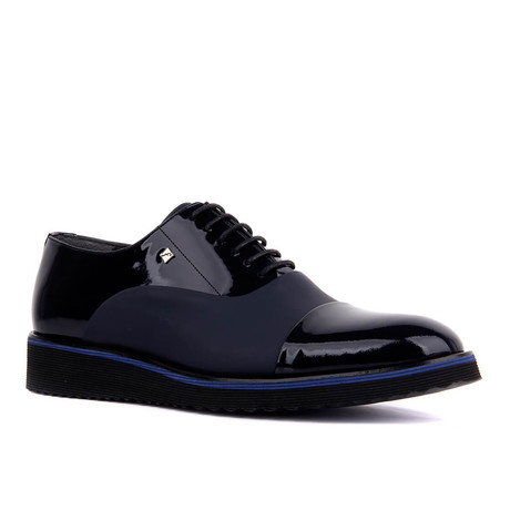 Ethan Classic Shoe // Navy Blue (Euro: 39)