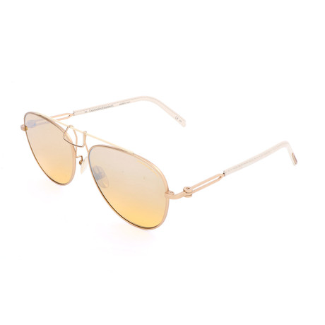Unisex CKNYC1812 Sunglasses V1 // Gold + Yellow