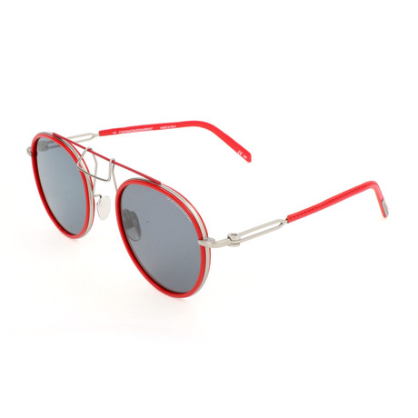 Unisex CKNYC187 Sunglasses// Red
