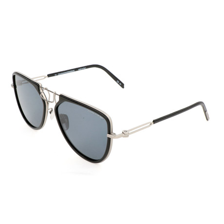 Unisex CKNYC1874 Sunglasses // Black