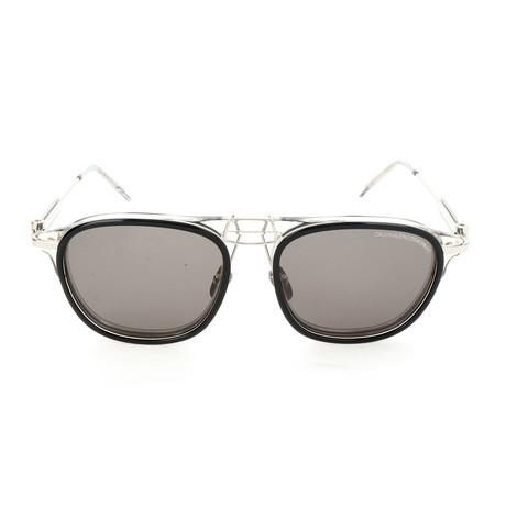 Men's CKNYC1881 Sunglasses // Black + Crystal Smoke
