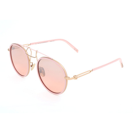 Unisex CKNYC1873 Sunglasses // Blush