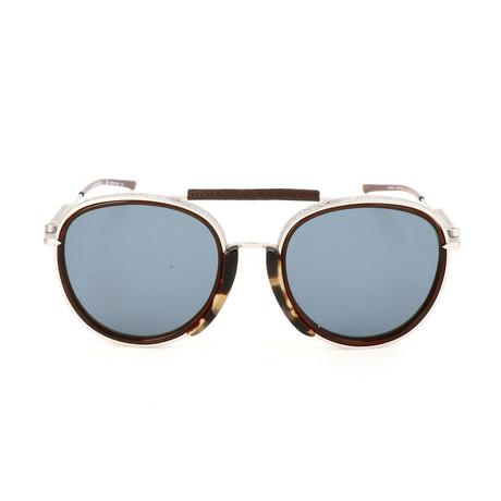 Unisex CKNYC1814 Sunglasses // Crystal Brown