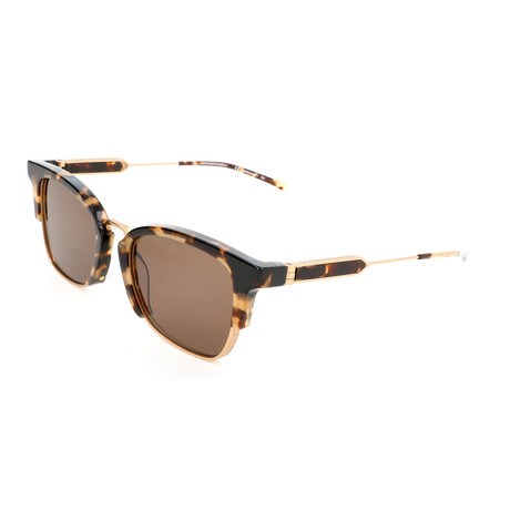 Men's CKNYC1878 Sunglasses // Khaki Tortoise