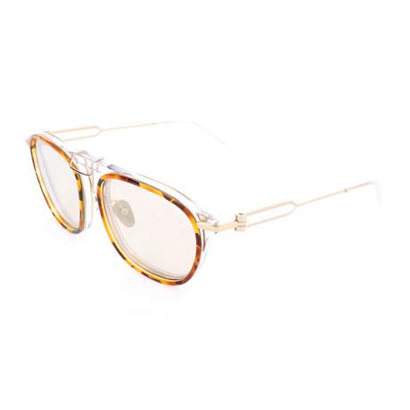 Men's CKNYC1881 Sunglasses // Tortoise + Crystal