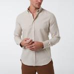 Frantz Shirt // Beige (XL)