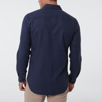 Frantz Shirt // Navy (S)