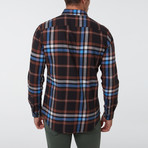 Geoff Shirt // Brown (M)