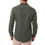 Frantz Shirt // Khaki (3XL)