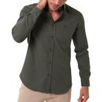 Frantz Shirt // Khaki (XL)