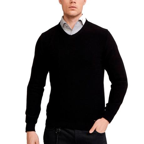 Jefferson Sweater // Black (S)