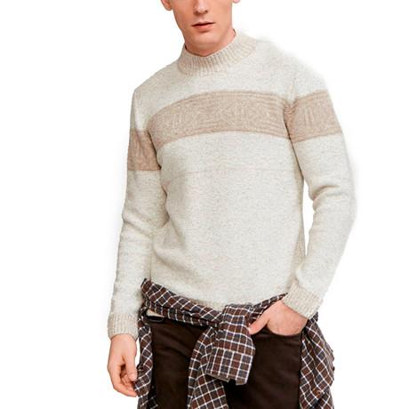 Adams Sweater // Ecru (S)
