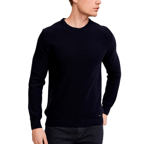 Washington Sweater // Navy (S)