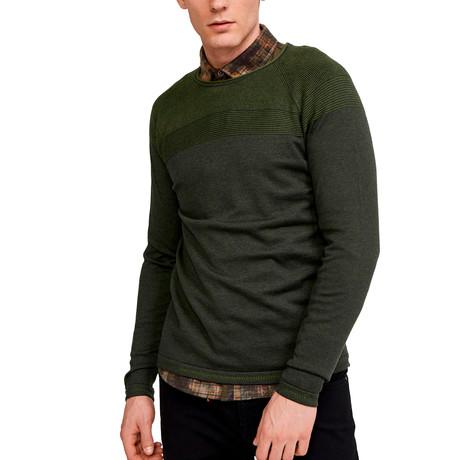 Jackson Sweater // Khaki Green (S)