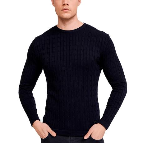 Hamilton Sweater // Navy (S)